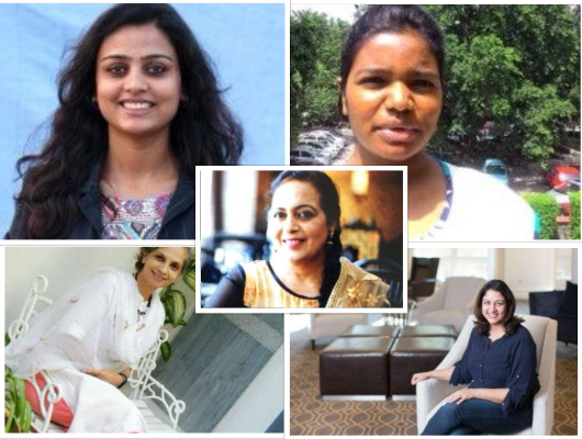 5 women working to empower girl child