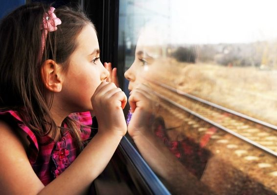 travelling for children