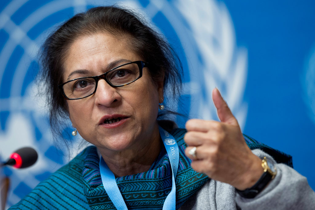 Asma Jahangir Passes Away