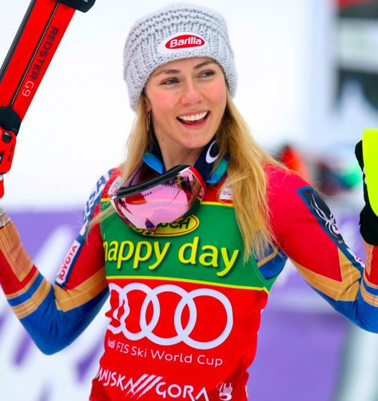 Mikaela Shiffrin Winter Olympics 2018