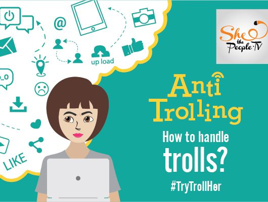 richa-singh Effectively Deal Internet Trolls