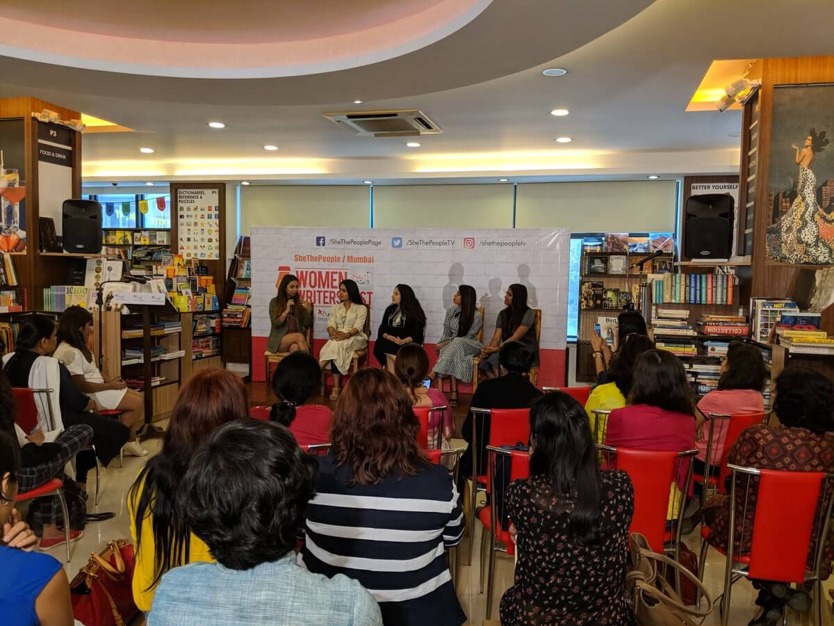 Women Writers' Fest Mumbai