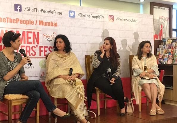 Women writers fest success stories