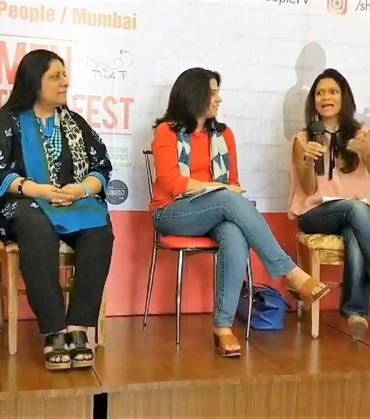 Raising Readers Women writer's festival, Mumbai 2018
