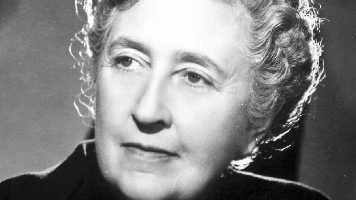 Agatha Christie, Picture by The Australian