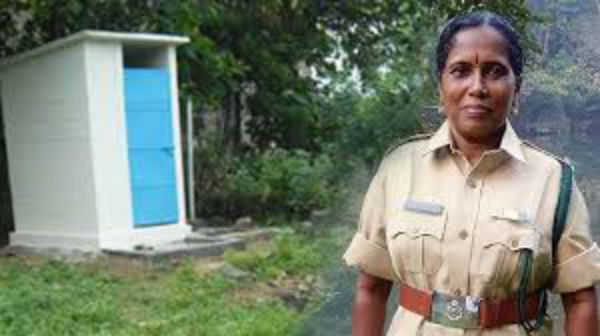 Forest Officer Built Toilets Kerala