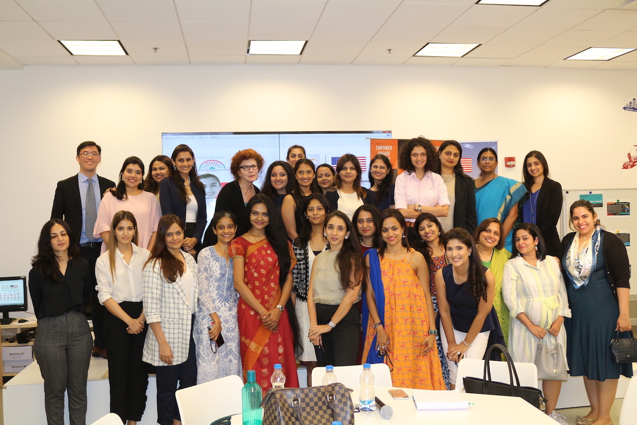 Women Entrepreneurs US Consulate
