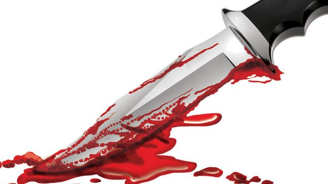 Man stabs self killing woman