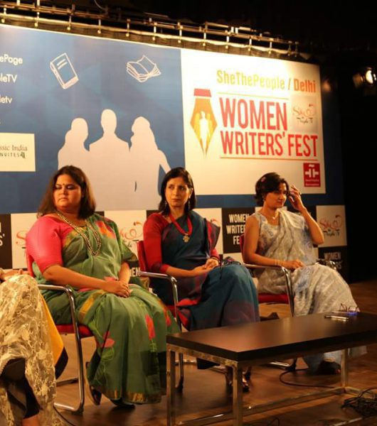 Women Writers' Fest Parenting