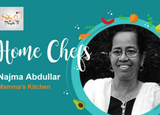 Najma Abdulla, Founder of Mamma's Kitchen