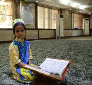At 6 This Youngest Hafiz Is A Child Prodigy On Quran