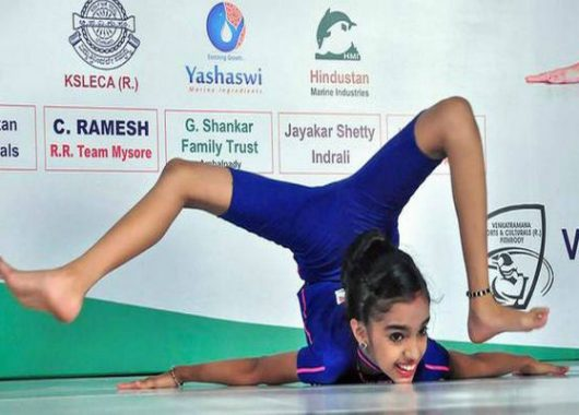 9-yr-old sets Guinness World