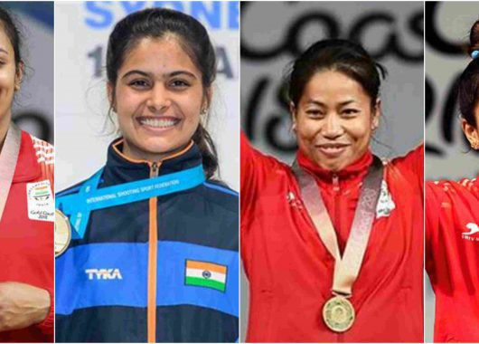Indian Women shone CWG 2018