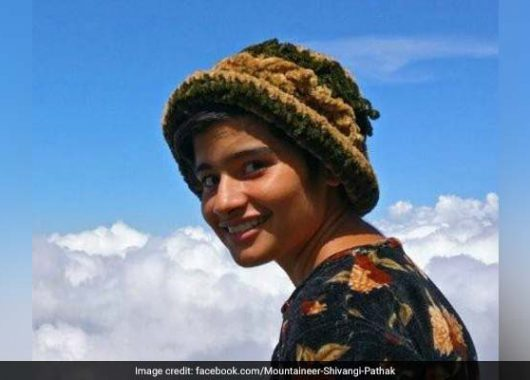 Shivangi Pathak youngest Indian Mt Everest