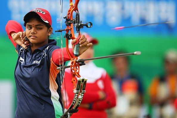 Jyothi Surekha Asian Archery