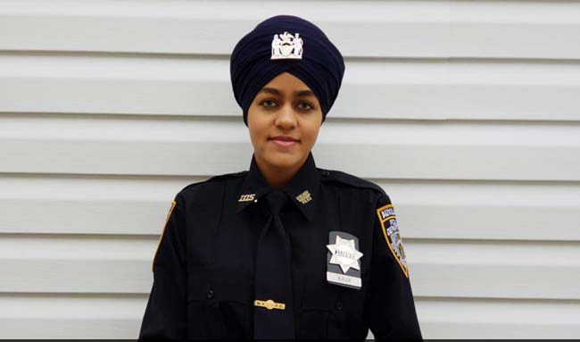 Gursoach Kaur, The First Female Sikh Officer NY