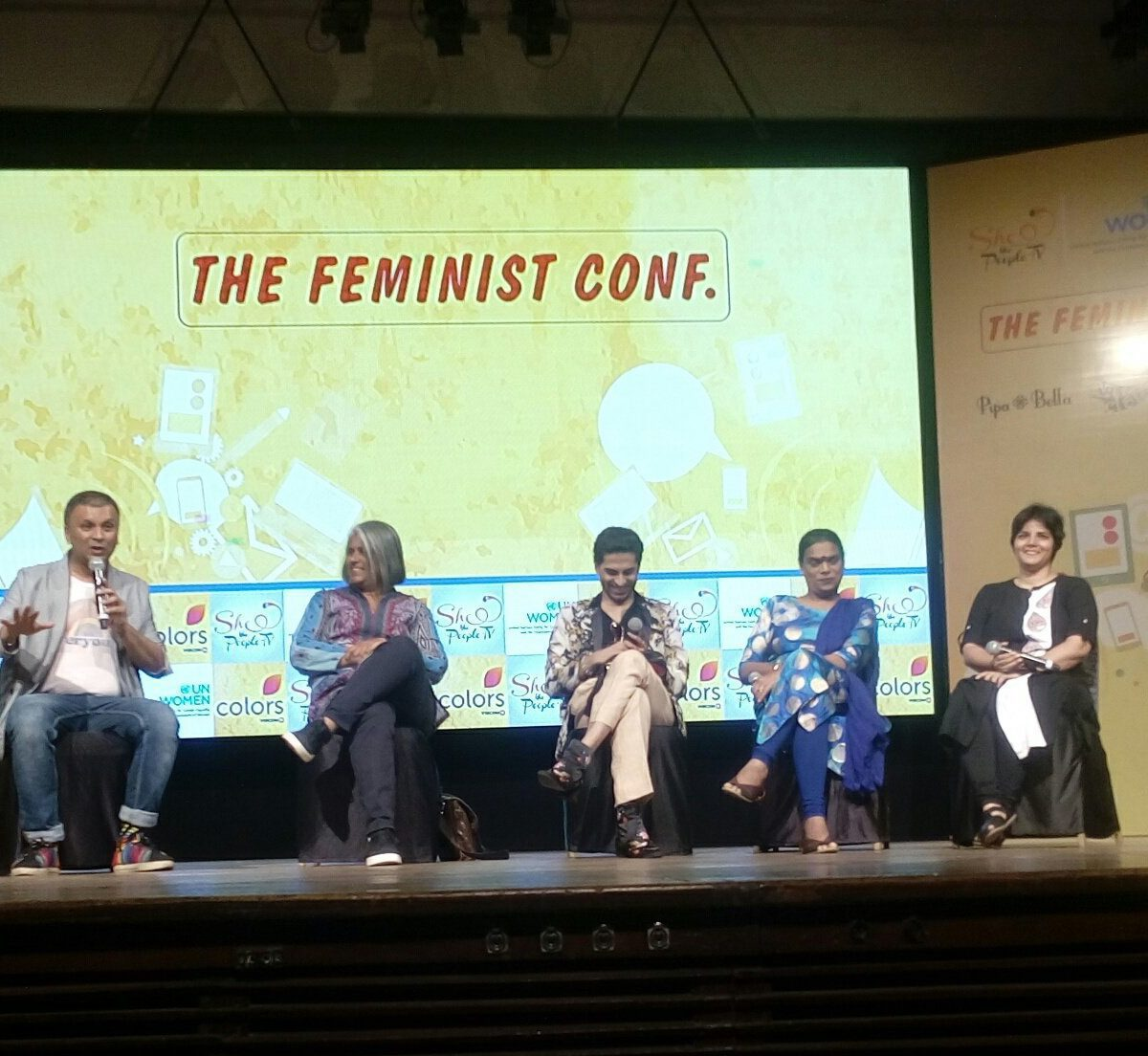 Feminist Conference Building Inclusiveness