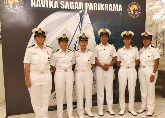 Naval Women Fought Three Storms