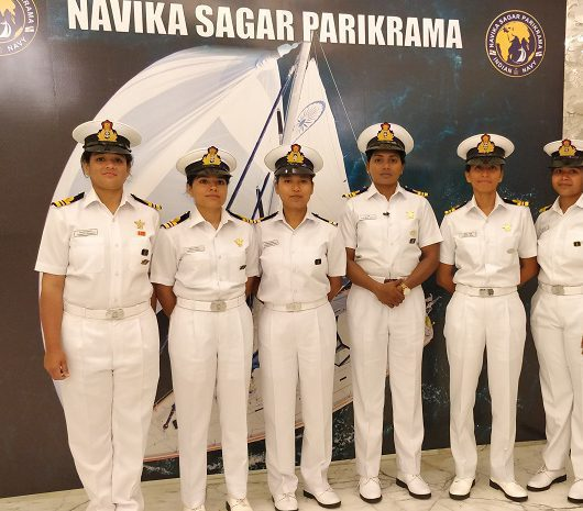 Docu women navy crew