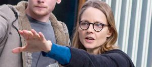 Hollywood Female Director Jodie Foster
