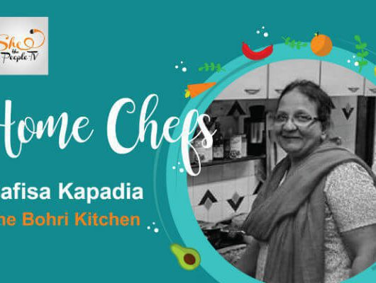 Nafisa Kapadia, founder of The Bohri Kitchen