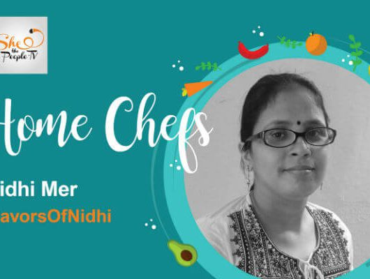 NidhiMer, Founder of Flavors of Nidhi