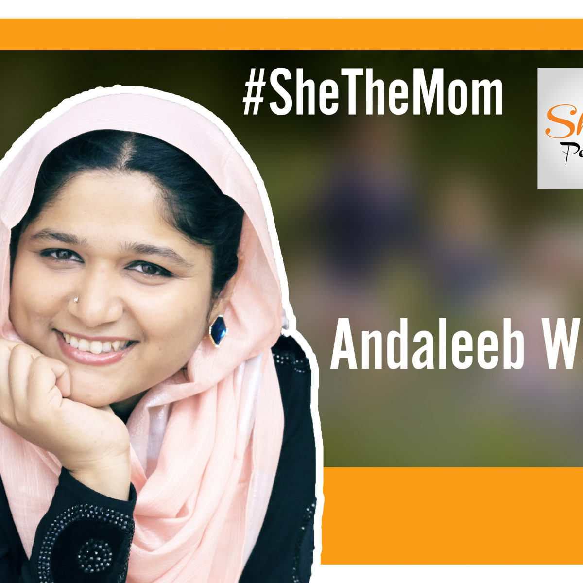 Awkward Mother Andaleeb Wajid