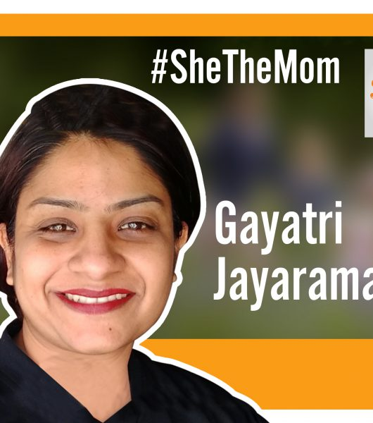 Single Moms Accept Inadequacy: Gayatri Jayaraman