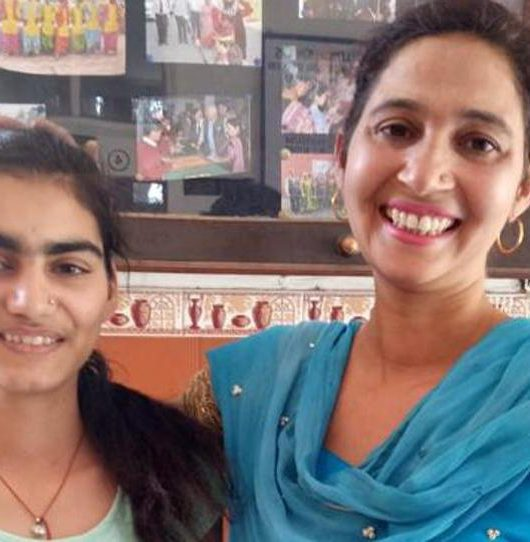 Visually impaired, Divya scores 88.4% in CBSE