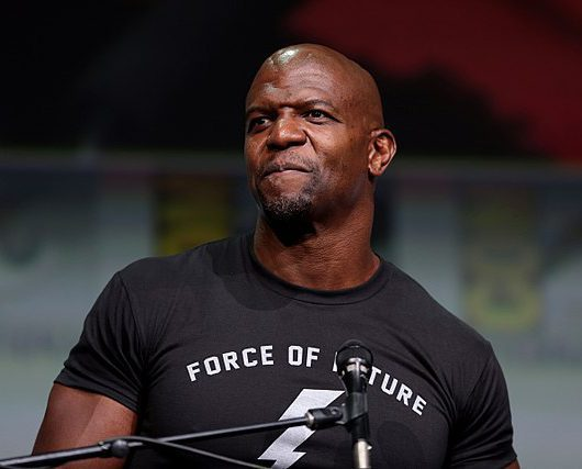 50 Cent mocked Terry Crews