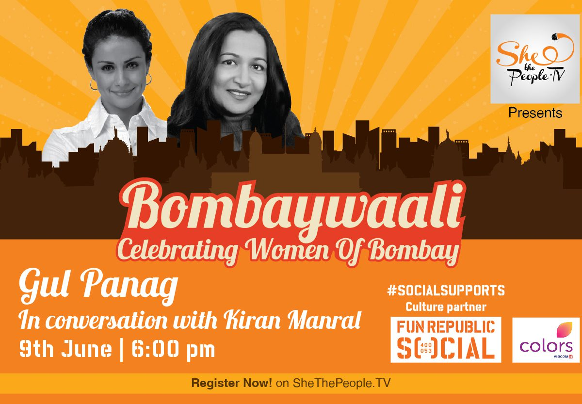 Bombaywaali with Gul Panag