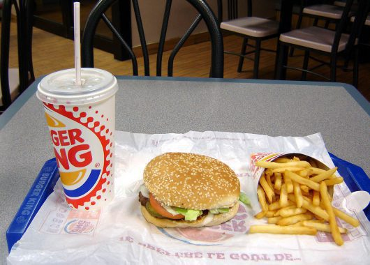 Burger King Whoppers