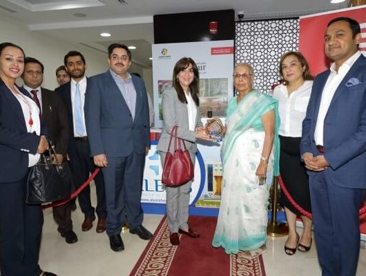 UAE's first Indian doctor