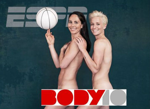 LGBTQ Couple ESPN Mag