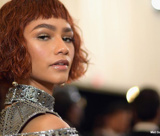 NEW YORK, NY - MAY 07: Zendaya attends the Heavenly Bodies: Fashion & The Catholic Imagination Costume Institute Gala at The Metropolitan Museum of Art on May 7, 2018 in New York City. (Photo by Matt Winkelmeyer/MG18/Getty Images for The Met Museum/Vogue)