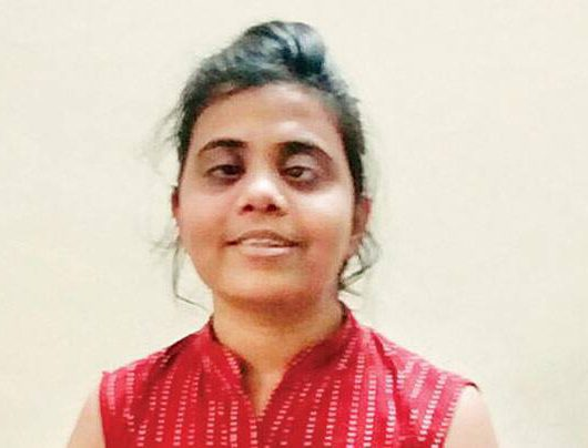 Visually Impaired IAS Officer