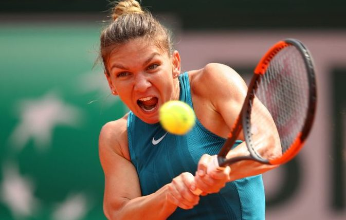 Simona Halep wins French Open, Simona Halep Withdraws US Open