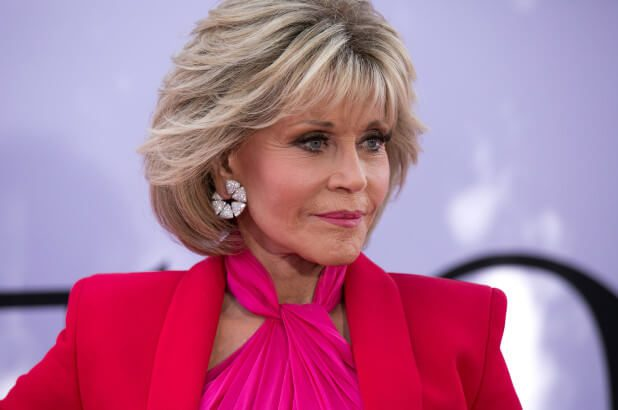 jane fonda, Plastic surgery Jane Fonda