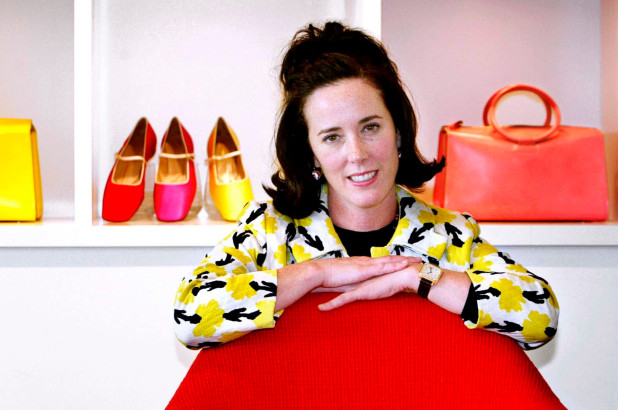 Kate Spade commits suicide
