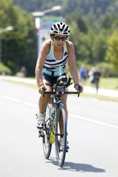 Oldest Indian Woman To Complete Ironman Austria 2018