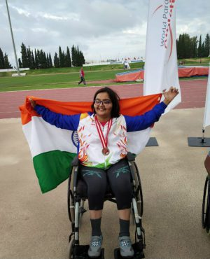Ekta Bhyan Shares Her Journey To Grand Prix Gold