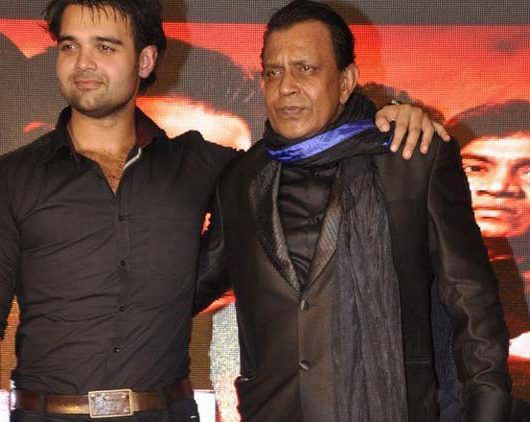 Mithun Chakraborty's Son Accused Rape