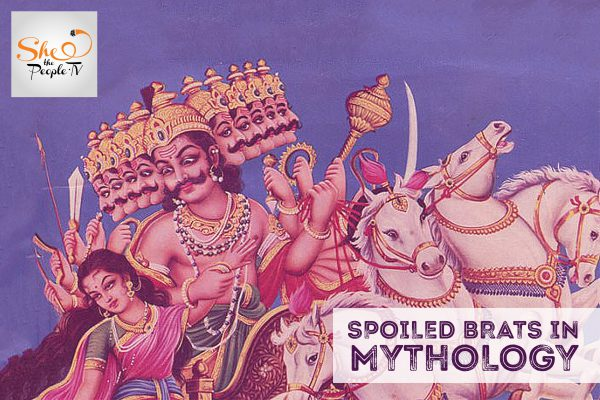 Spoiled Brats Mythology