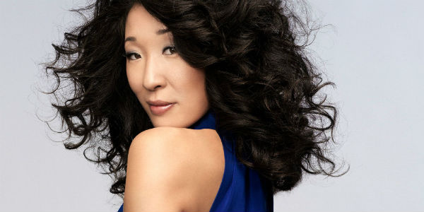 Sandra Oh Moments Golden Globes