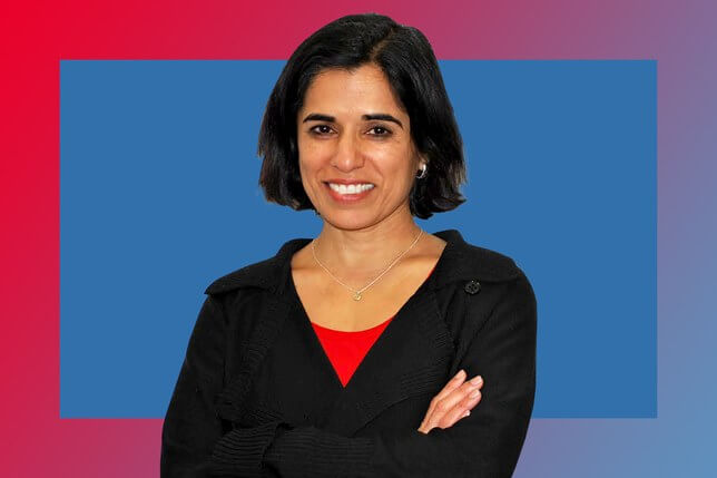 Indian American US opposition CEO