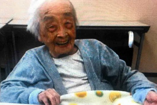 worlds oldest person