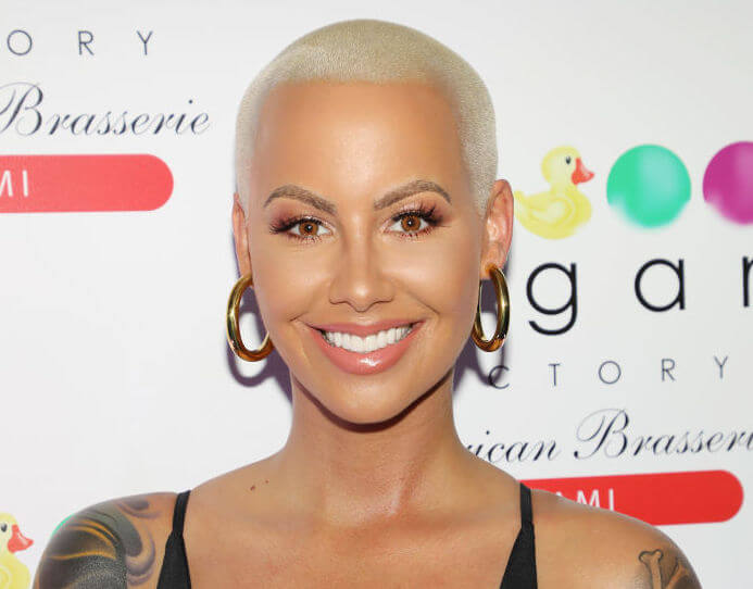 Amber Rose launches app