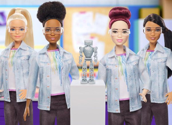 Robotics Barbie