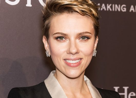 Scarlett Johansson Playing Trans Character