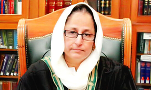Pakistan first woman chief justice